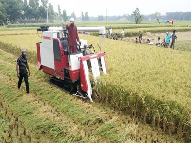 Agri machinery (Image Credit - Google)