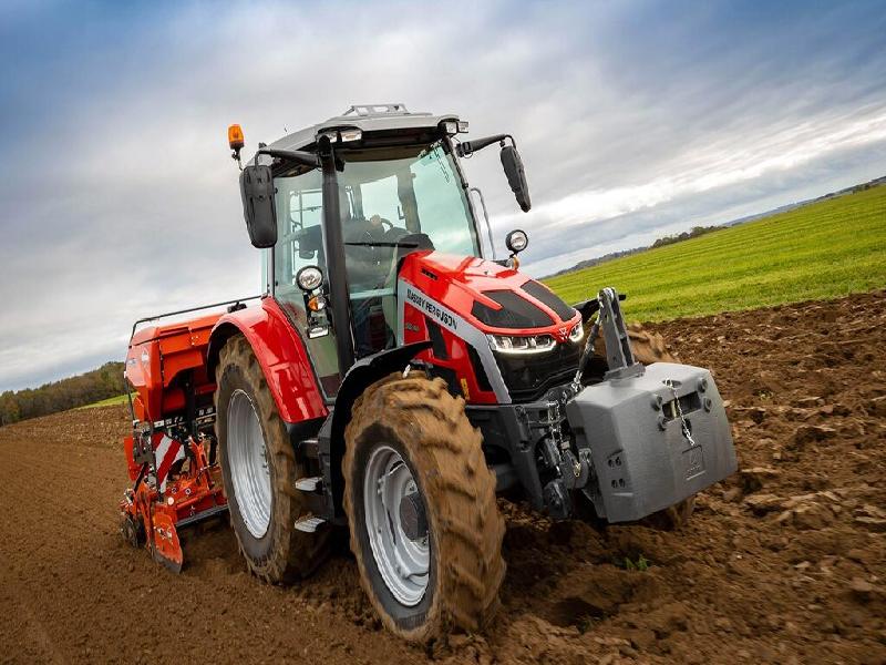 Diesel tractor (Image Credit - Google)