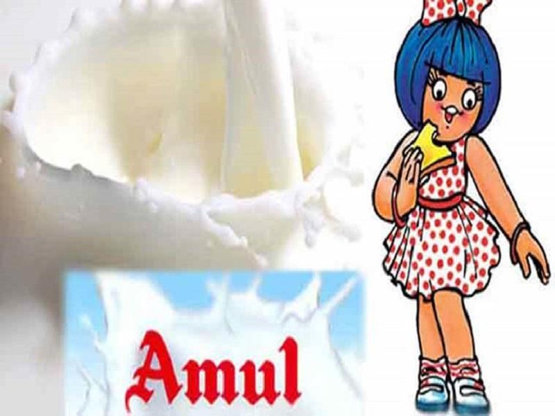 Amul milk company (Image Credit - Google)