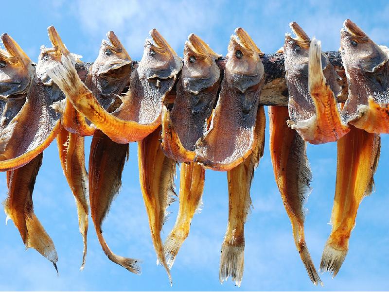 Dried Fish (Image Credit - Google)