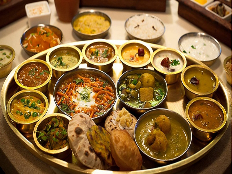 Veg Food (Image Credit - Google)