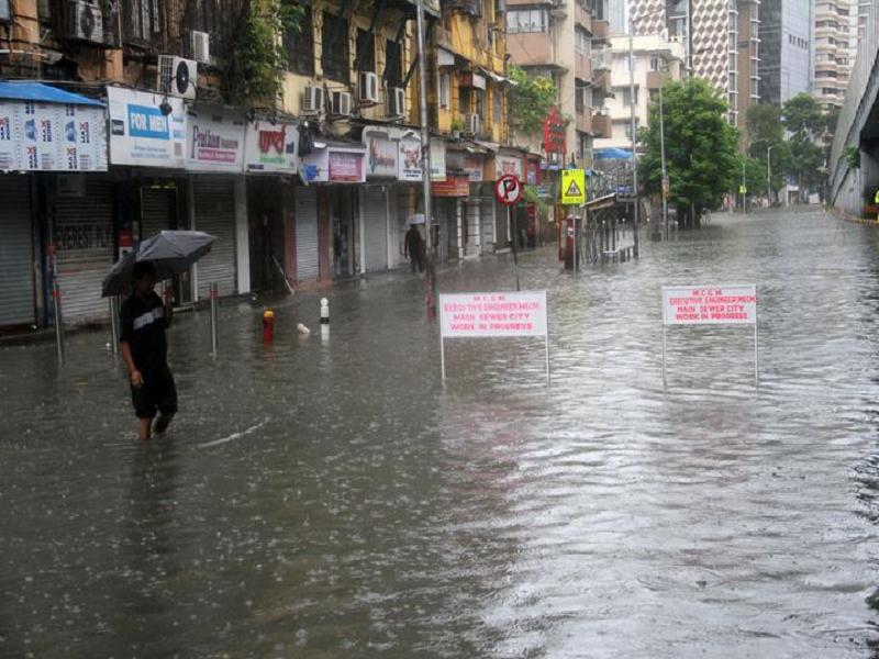 Rainfall Update (image Credit - Google)