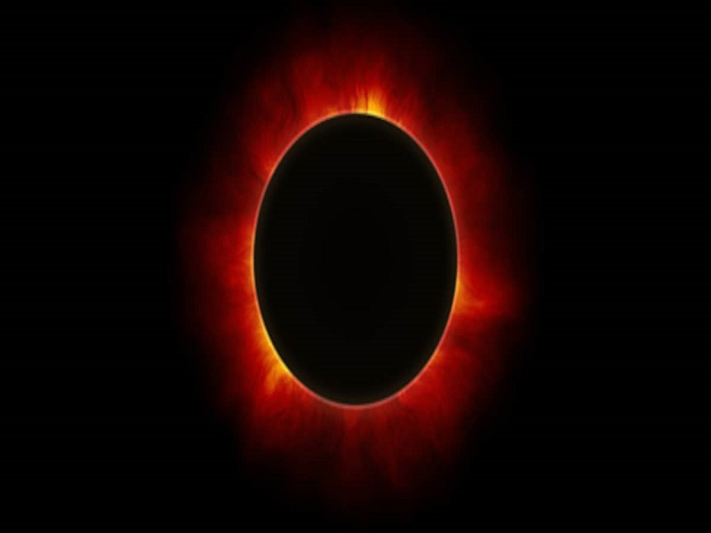 Solar Eclipse (Image Credit - Google)