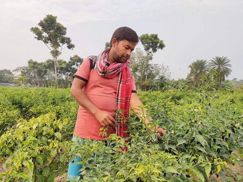 Farmer Jamaluddin (Image Credit - Google)