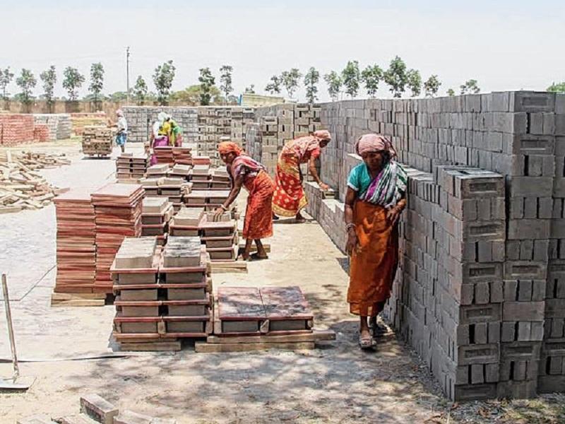 Fly Ash Bricks: তাপবিদ্যুৎ কেন্দ্রের ছাই থেকে তৈরী হচ্ছে ইঁট