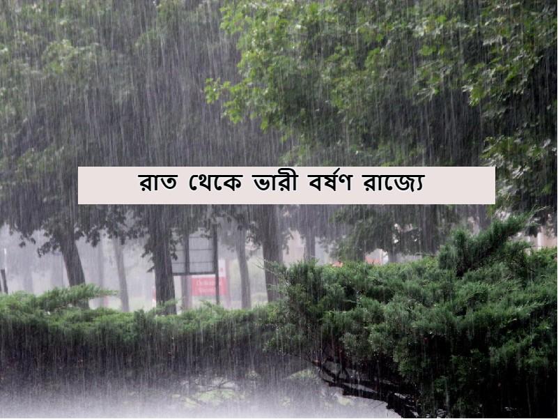 Latest Weather – আগামী দুদিন ভারী বৃষ্টিপাতের সম্ভাবনা রয়েছে এই ১০ টি রাজ্যে, জেনে নিন আপনার রাজ্যের আবহাওয়া