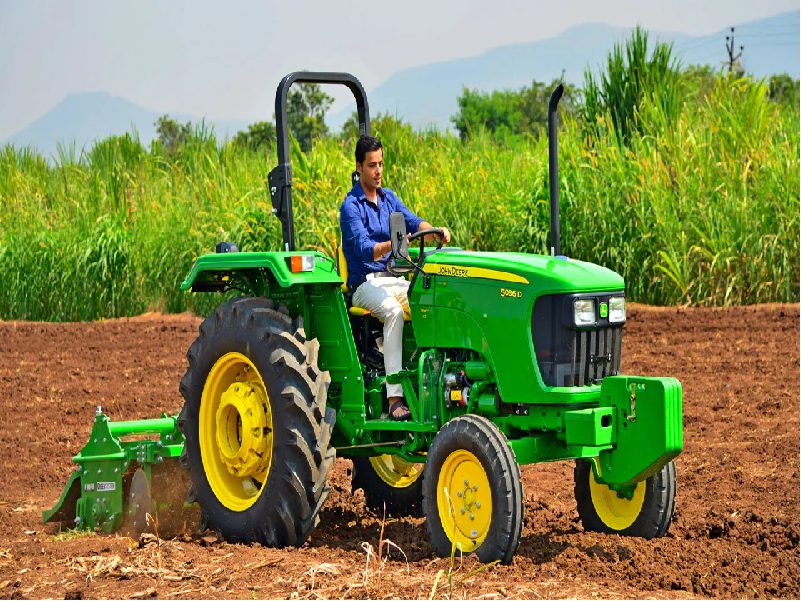 Tractor (Image Credit - Google)