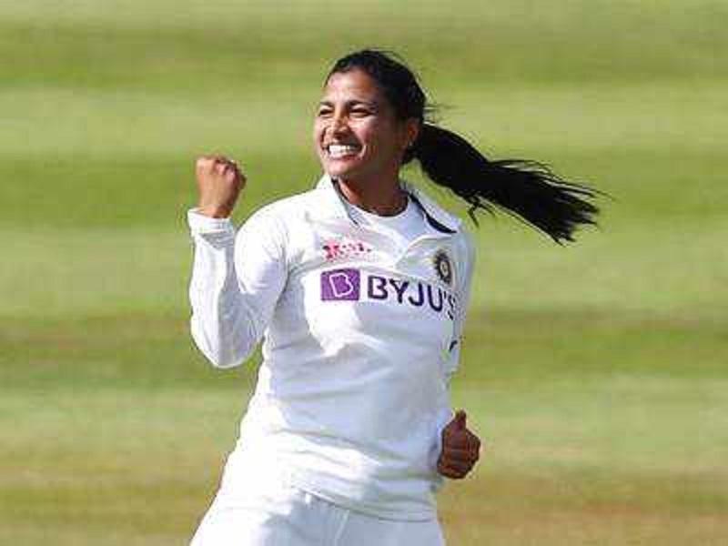 Cricketer Sneh Rana (image credit- Google)
