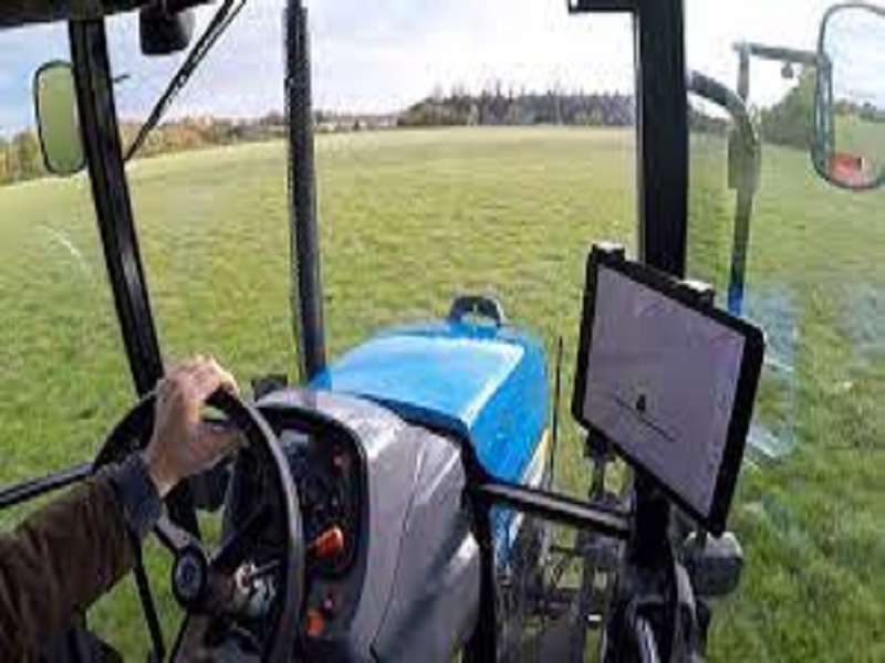 GPS system in agriculture (image credit - Google)