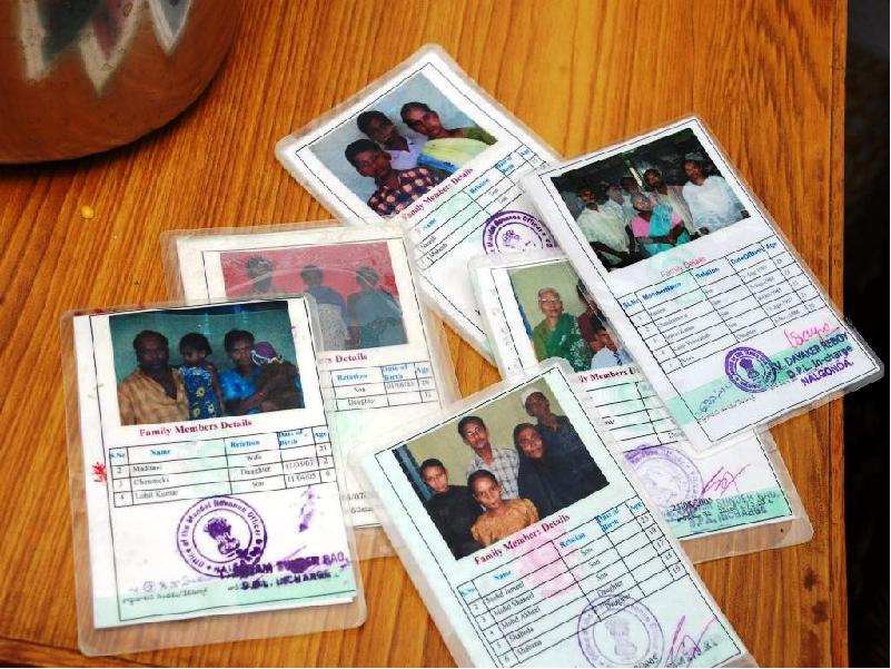 Ration Card (Image Credit - Google)