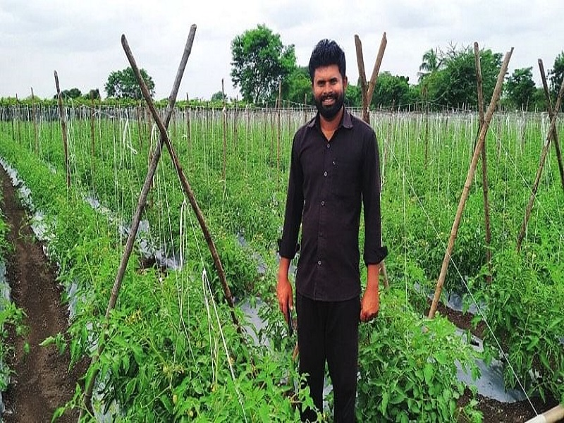 Farmer Nitin (image credit- Google)