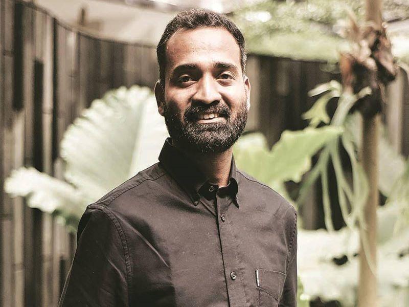 Raja Somasundaram, CEO of Aquaconnect
