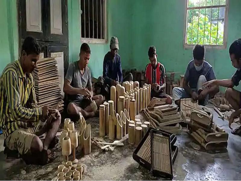 Bamboo bottle (Image Credit - Google)