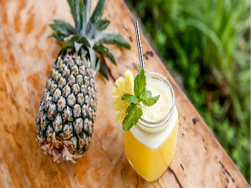 Pineapple juice (Image Credit - Google)