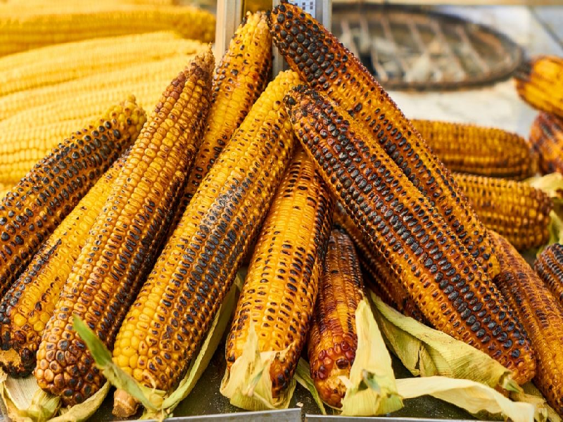 Nutritional Benefits Of Maize (Image Credit - Google )