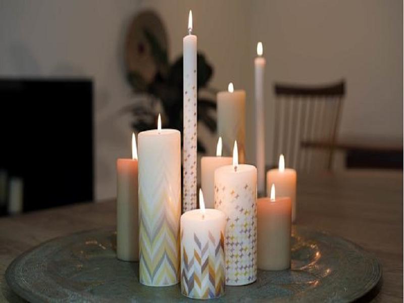 Candle stick (Image Credit - Google)