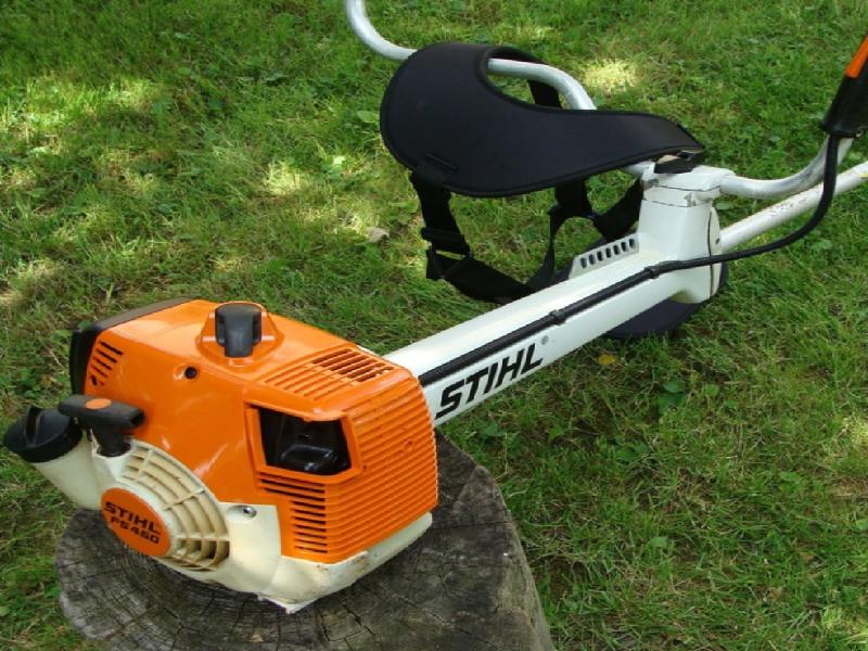 Brush Cutter (Image Credit - Google)