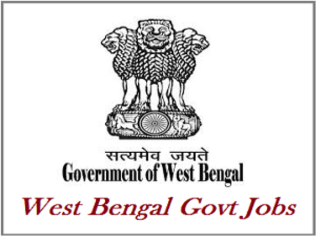 West Bengal Government Job Post