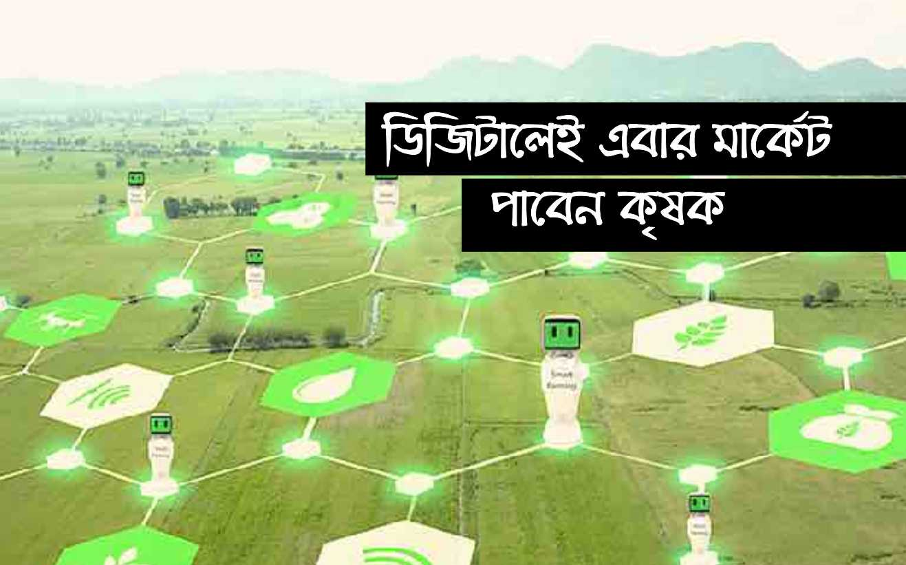(Digital Agriculture) ডিজিটালে কৃষির মার্কেটপ্লেস নিয়ে হাজির 'ফার্মিং দ্য ওয়েব'