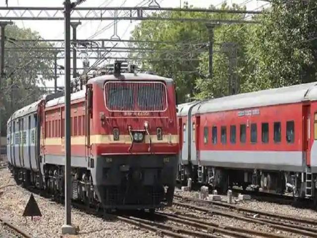 Indian kishan rail