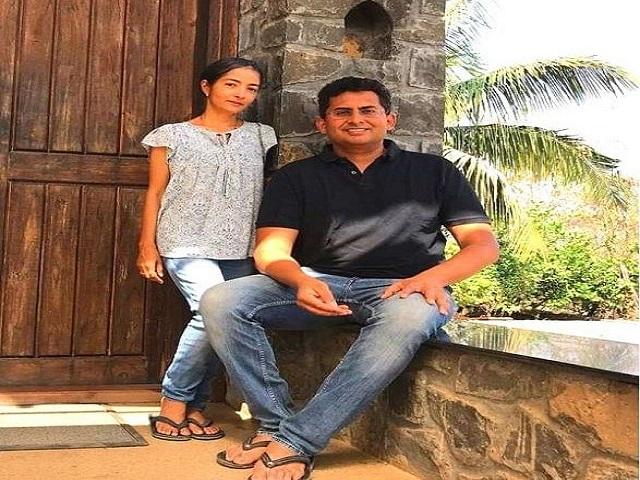 Couple started organic farming