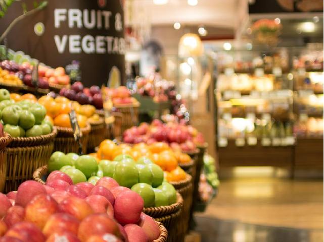 Vegetable shop business