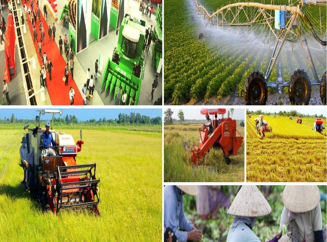 Gov. scheme on agri machinery