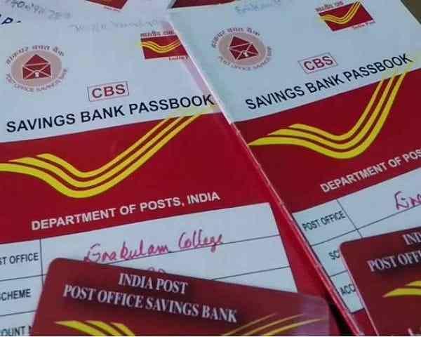 Post Office Passbook