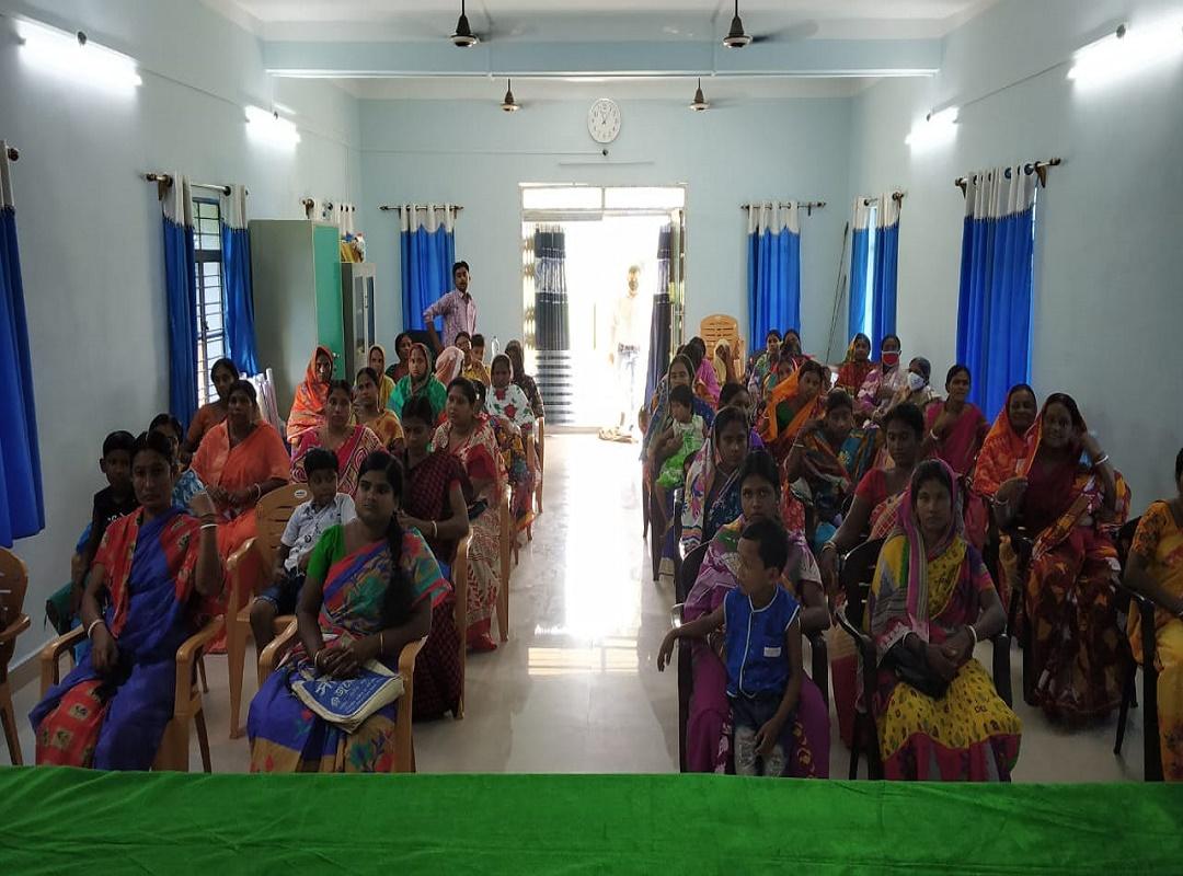 Women Farmer Training Camp, 2020