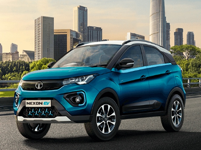 Affordable price - Tata Nexon EV
