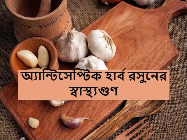 (Garlic health benefit) হৃদয়ের স্বাস্থ্যগুণ বজায় রাখতে নিয়মিত খান রসুন