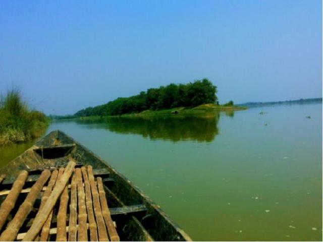 Sabuj Deep Tourist spot near kolkata