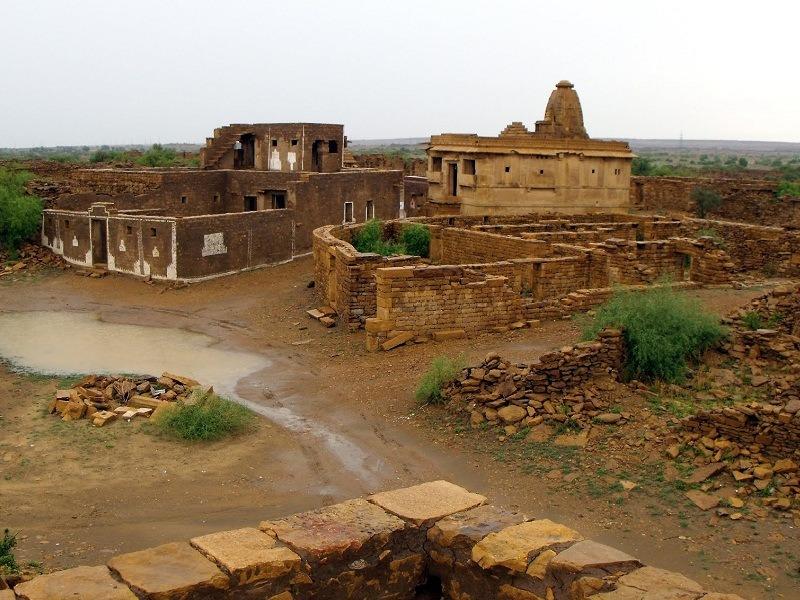 Kuldhara, Rajasthan (Image credit - Google)
