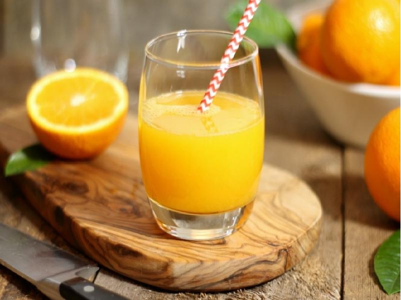 Nutrition value of orange (Image Credit - Google)