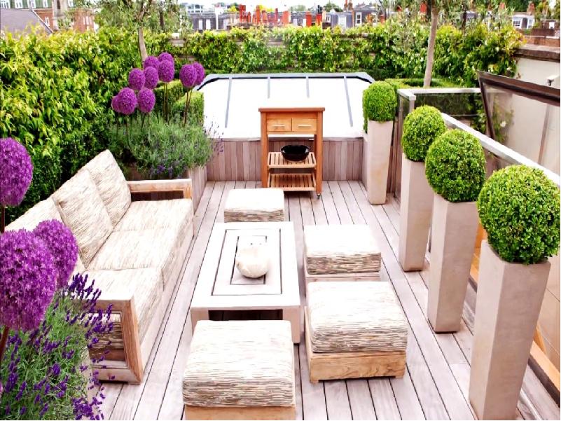 Rooftop Gardening (Image credit - Google)