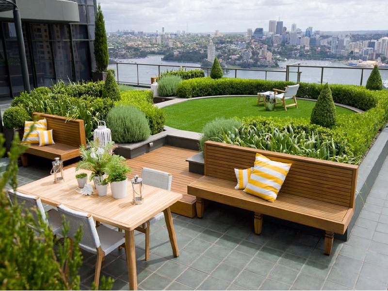 Decorative Rooftop (Image credit - Google)
