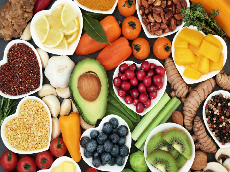 Immunity Booster Fruits (Image Credit - Google)