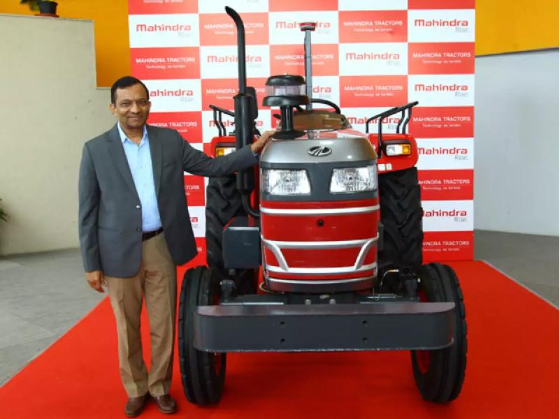 Mahindra & Mahindra Ltd. (Image source - Google)