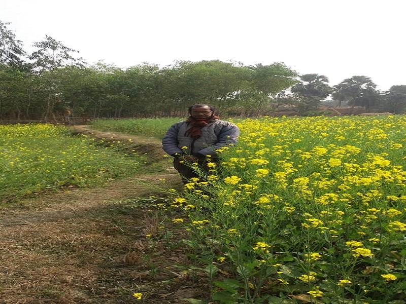 রিলায়েন্স ফাউন্ডেশন-এর সহায়তায় কৃষিকাজে সফল কৃষক ভাই সনৎ (Reliance Foundation Helps Farmer To Their Success)