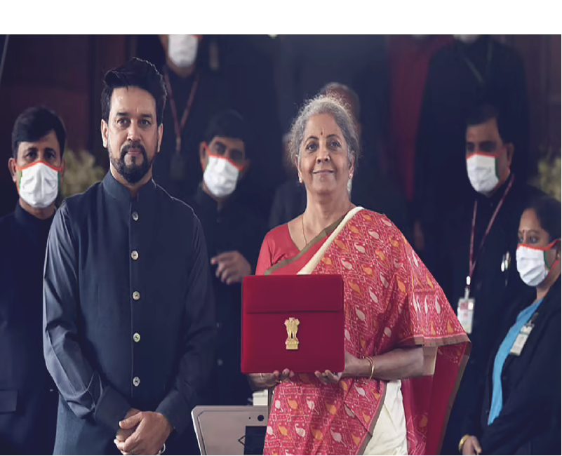 FM Nirmala Sitharaman (Image Credit - Google)