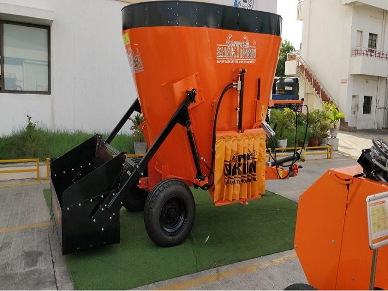 Feeder Machine For Dairy Farmer (Image Source - Google)