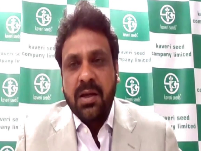 Kaveri Seeds Executive Director (Image Credit - Google)