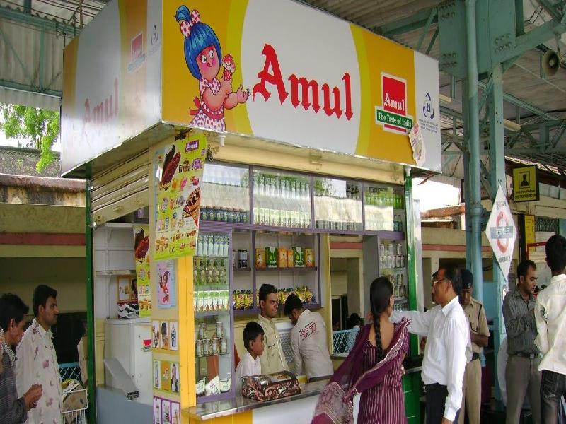 Amul Store (Image Credit - Google)
