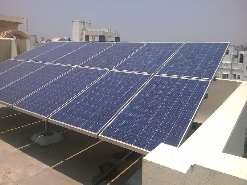 Solar Plant (Image Credit - Google)