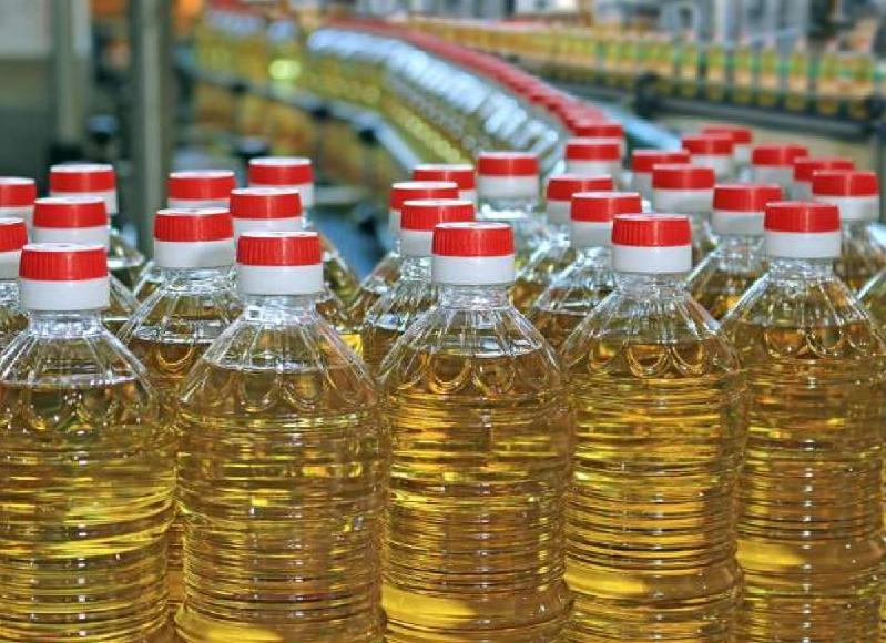 Edible Oil (Image Creased - Google)
