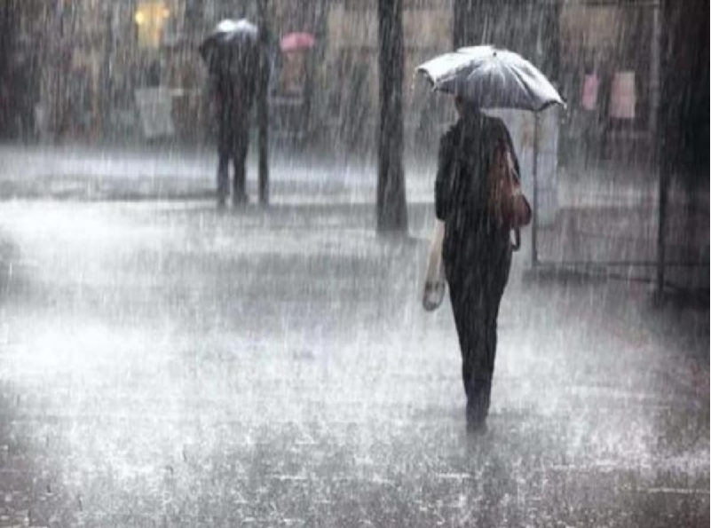 Heavy Rainfall (Image Credit - Google)