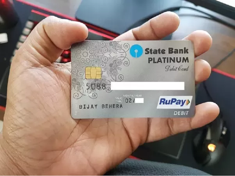 SBI RuPay Platinum Card  (Image Credit - Google)