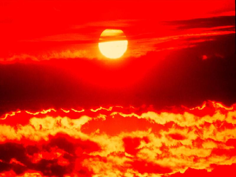 পশ্চিমবঙ্গে হিটওয়েভের পরিস্থিতি, অপরদিকে ঘূর্ণাবর্তের প্রভাবে বৃষ্টিপাতের সম্ভাবনা, কেমন থাকবে আগামীকালের আবহাওয়া