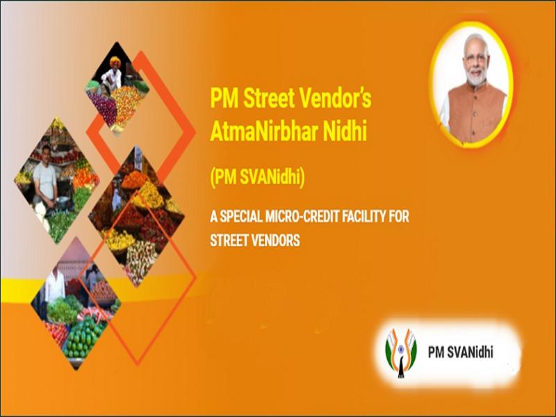 PM SVANidhi Yojana - Scheme for street vendors