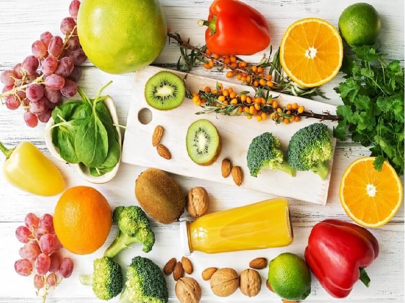 Fruit with vitamin C (Image Credit - Google)